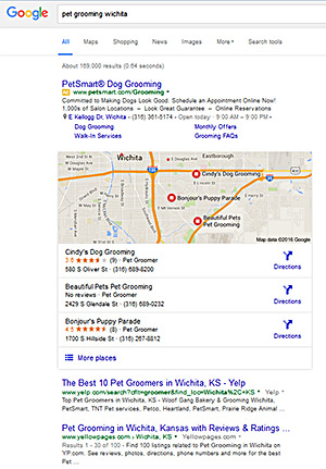 Local SEO Wichita