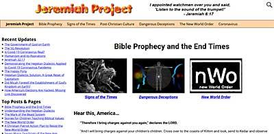 Jeremiah Project