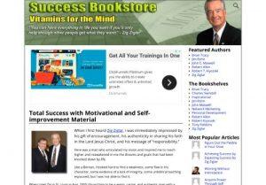 Zig Ziglar Success Bookstore
